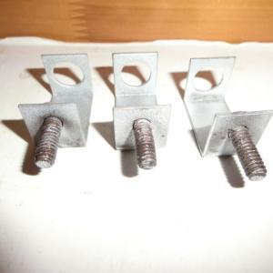 コールマンランタン 200A  64.12  66.2  70.5 年製 3台  整備(3) ベンチレーターブラケット