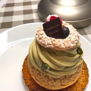 ケーキがとっても美味しい!!
