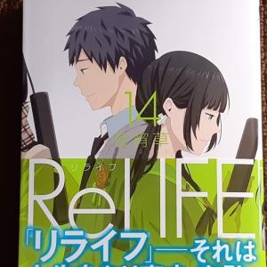 リライフ ReLIFE 14巻[マンガネタバレ感想レビュー]