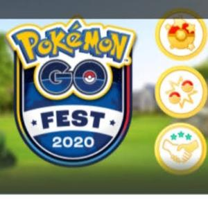 GOFestスキルチャレンジの全リワードタスク一覧リスト【ポケモンGO】【Pokémon GO Fest 2020】