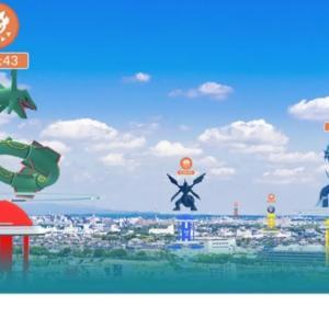 【ポケモンGO】伝説のポケモン大量復刻!FEST2日目「レイドデイ」【PokemonGOFEST2021】