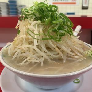 【ラーメン】ラーメン 野菜多め麺固め@ラーメン福 小幡店 名古屋市守山区