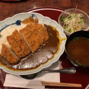 【食べ歩き】絶品かつカレー大盛@浅草食堂 名古屋市守山区