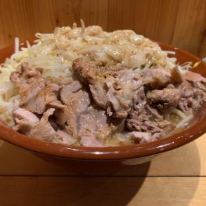 【ラーメン大盛】ラーメン大 麺増し 900g @ミゾグチヤ 名古屋市名東区