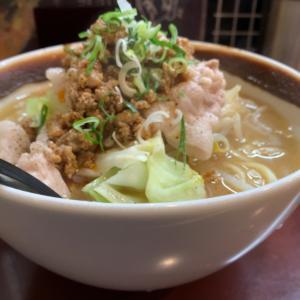 【ラーメン】MJ(味噌二郎)大盛@麺や OK 愛知県安城市