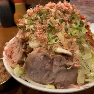 【ラーメン大盛】塩和え麺 400g@歴史を刻め 新栄 名古屋市中区
