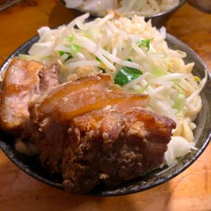 【ラーメンデカ盛】デブセブハイパーライト 麺増1000g @らけいこ 東片端店 名古屋市東区