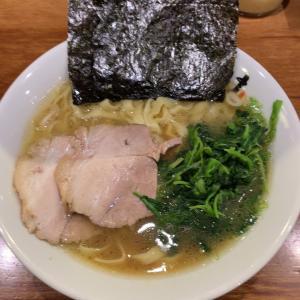 【うどん】家系うどん @肉うどん さんすけ 名古屋市中区