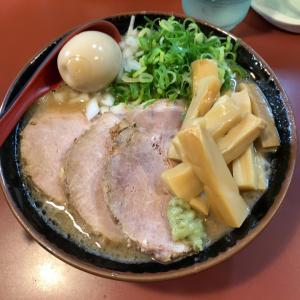 【ラーメン】特製豚骨@らーめん豚鬼 静岡県浜松市