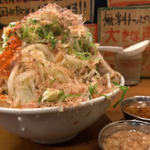 【ラーメン大盛】塩和え麺 ゴマアブラ チーズ×2@歴史を刻め 新栄 名古屋市中区