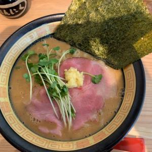 【ラーメン】ドロ煮干し味噌 @味噌神 愛知県西尾市