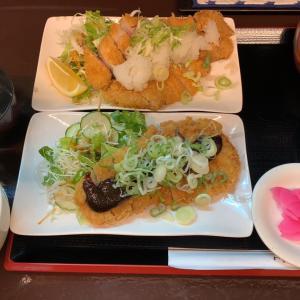 【ちょっろっとデカ盛】ロースカツ定食 デカ盛@遊食キッチン 馬鹿坊 愛知県日進市