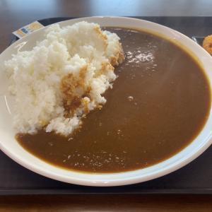 【食べ歩き】カレーライス+イカリング6個@グラム亭 名古屋市港区
