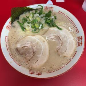 【ラーメン 】ラーメン 替玉×3@久留米ラーメン大幸 愛知県安城市