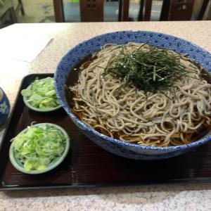 【デカ盛】ころそば 中盛(麺2kg)@立食いめん処 吉野屋 名古屋市中区