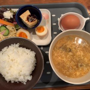 【朝ごはん】TKGモーニング@たまご+カフェ えんや 愛知県豊田市