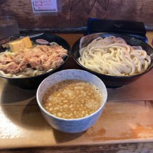 【ラーメンデカ盛】親子盛り 麺1000g @らけいこ 東片端店 名古屋市東区