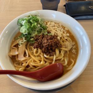【ラーメン】汁なし担々麺 大盛@濃厚軍団 愛知県豊田市