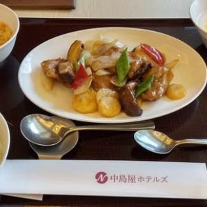 藤枝四川飯店の平日ランチ