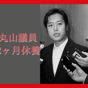 【非難殺到】丸山穂高議員、2ヶ月休養。