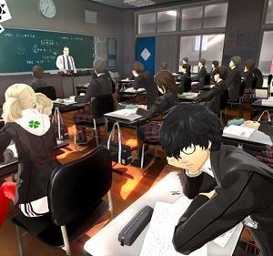 【ペルソナ5R】授業・テスト・TVクイズ・クロスワードの答え全部教えます!