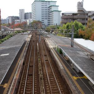 関西駅巡り(20)神戸電鉄長田駅