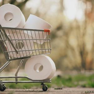 外出自粛するために全部ネットスーパーに切り替えたけどトイレットペーパーの取扱いがない件