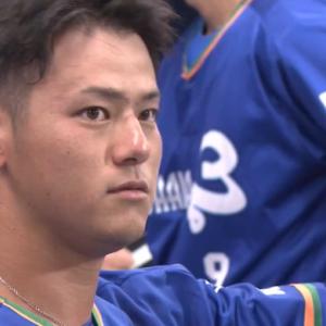 伊藤裕季也スタメン起用に応え起死回生の2本塁打!!最後は乙坂が犠牲フライでサヨナラ!!