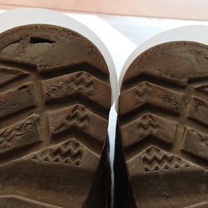 シューズドクターで靴底を修理してみた!~失敗編~