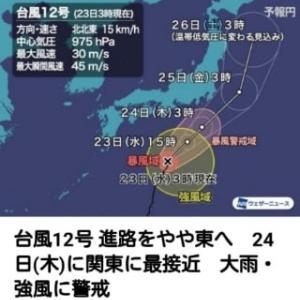 ここ3週間で晴れ間は見えず、気温は一気に急降下でしたね_(^^;)ゞ。