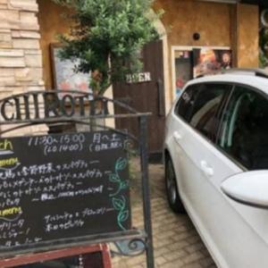 近くに住みながら、初来店したピザ店、美味しかった(*´∀`)ノ