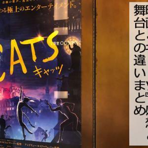 実写映画『キャッツ』の感想と舞台との違いをこれから劇団四季版を観る人向けにざっくりまとめてみた