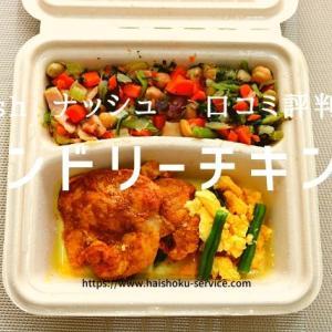 【34食完食レポート】noshナッシュの口コミ評判 タンドリーチキンを食べた感想