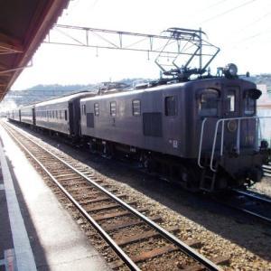 大井川鉄道E10形電気機関車
