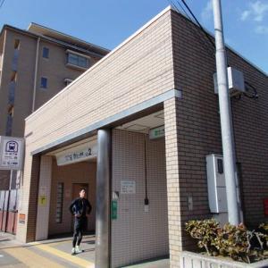 松ヶ崎駅  京都市営地下鉄烏丸線