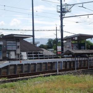 上浦駅 西日本鉄道(西鉄)甘木線