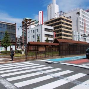 駅前停留場 豊橋鉄道東田本線