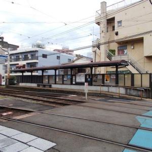 浦上車庫停留場 長崎電気軌道本線