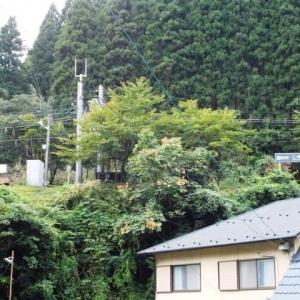 二ノ瀬駅 叡山電鉄鞍馬線