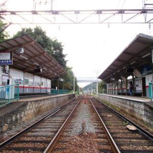二軒茶屋駅 叡山電鉄鞍馬線