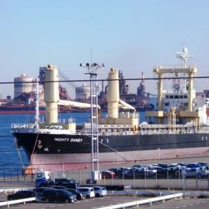MIGHTY DANDY 一般貨物船