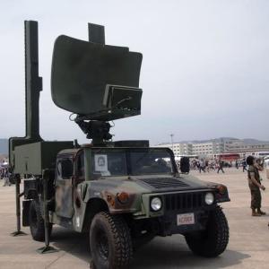 移動式レーダーサイト 米軍