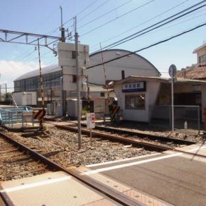 学校前駅 西日本鉄道(西鉄)甘木線