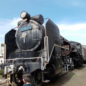 D51 542 国鉄D51形蒸気機関車(カットモデル)