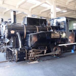 国鉄B20形蒸気機関車(B20 10号機)