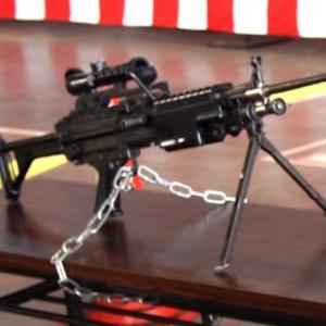 5.56mm機関銃MINIMI (UPDATE)