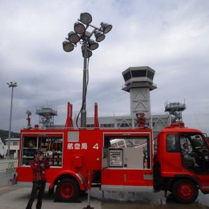 空港用救難照明車
