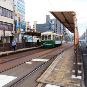 千歳町停留場 長崎電気軌道本線