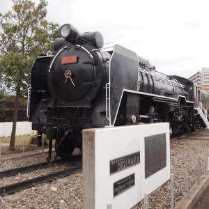 国鉄D52形蒸気機関車