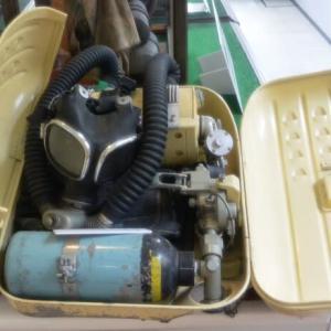 酸素呼吸器 川崎航空機工業